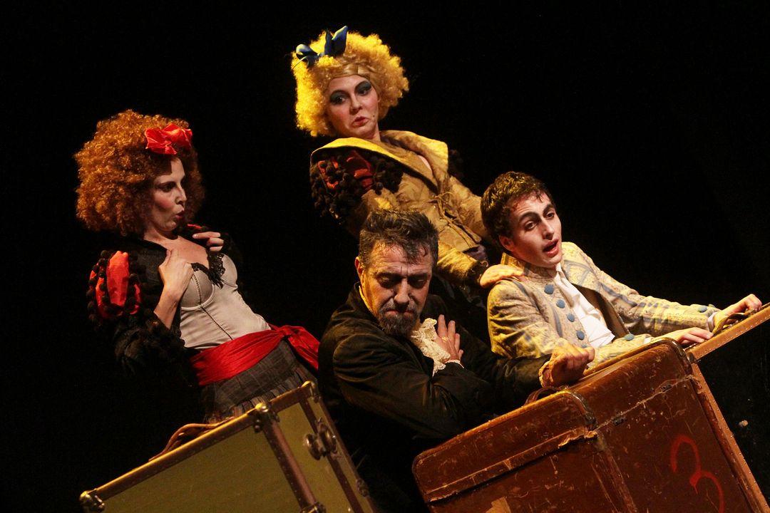 Convocatoria para la Licenciatura en Teatro
