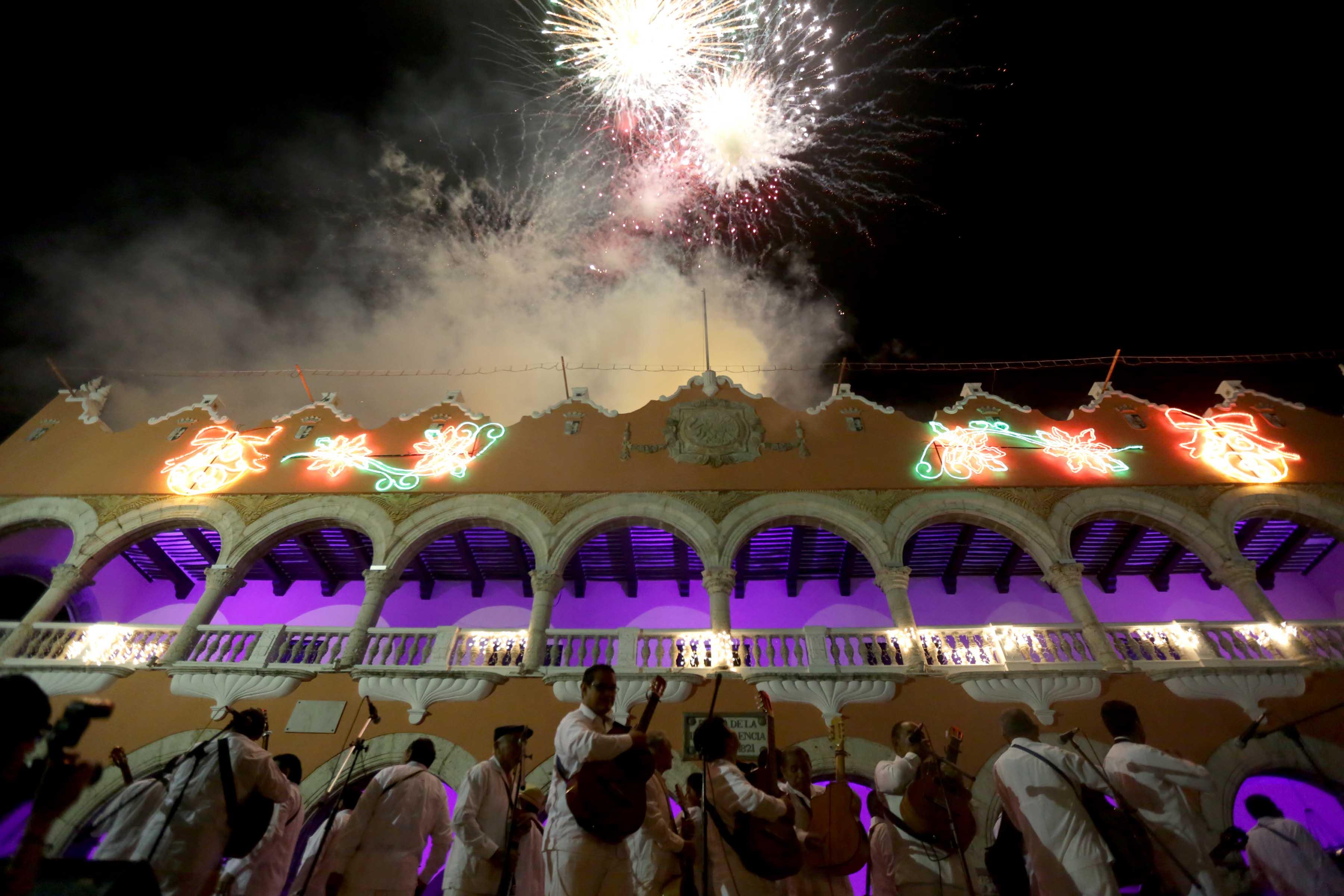 Aspectos del Mérida Fest 2015