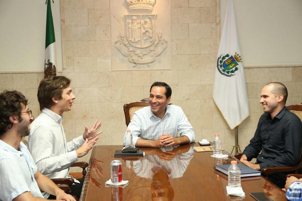Estudiantes de Harvard  realizan estudios sobre la zona de traslape Mérida-Kanasín