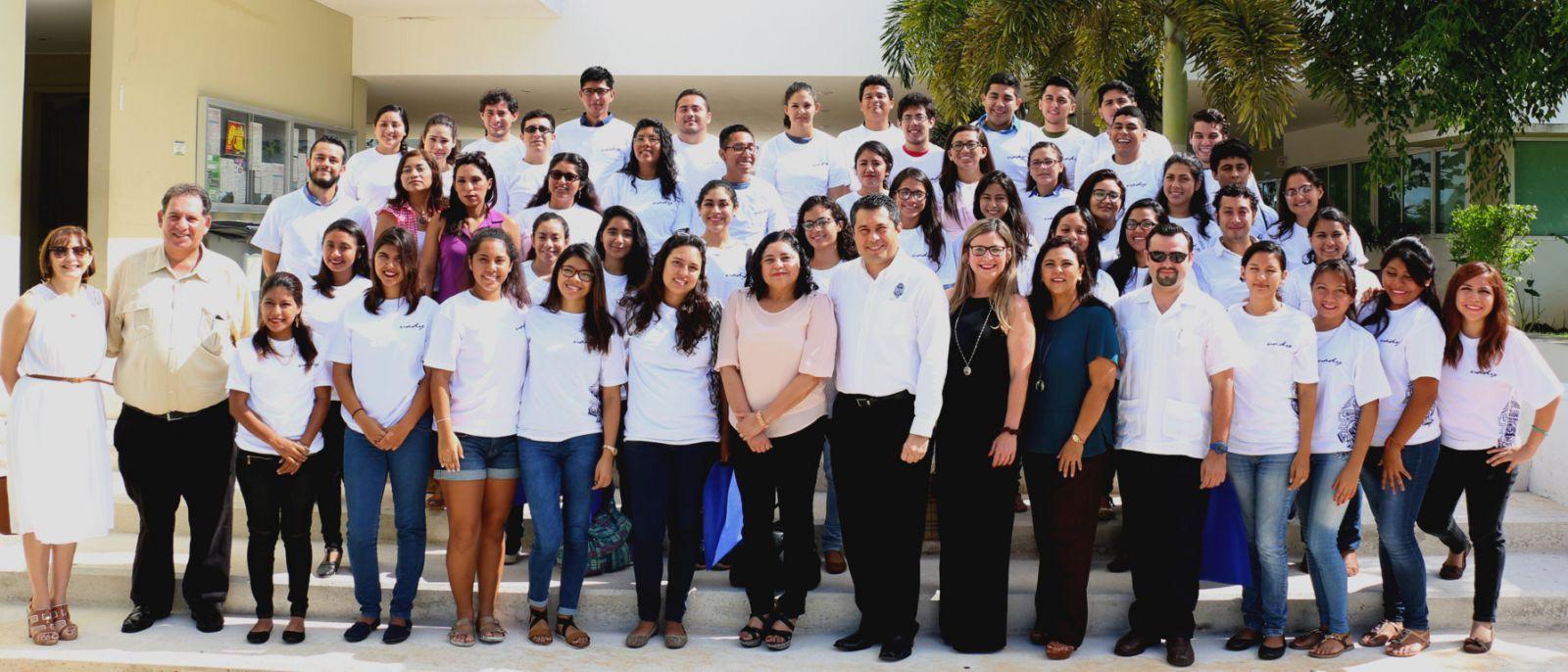 Estudiantes de la UADY realizarán estancias en el extranjero