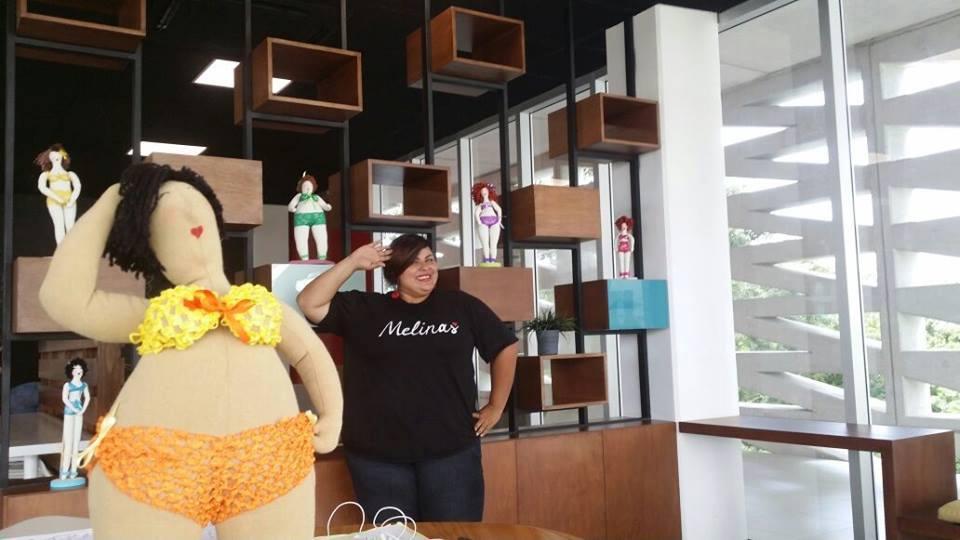 Melinas: la marca de muñecas que rompe paradigmas