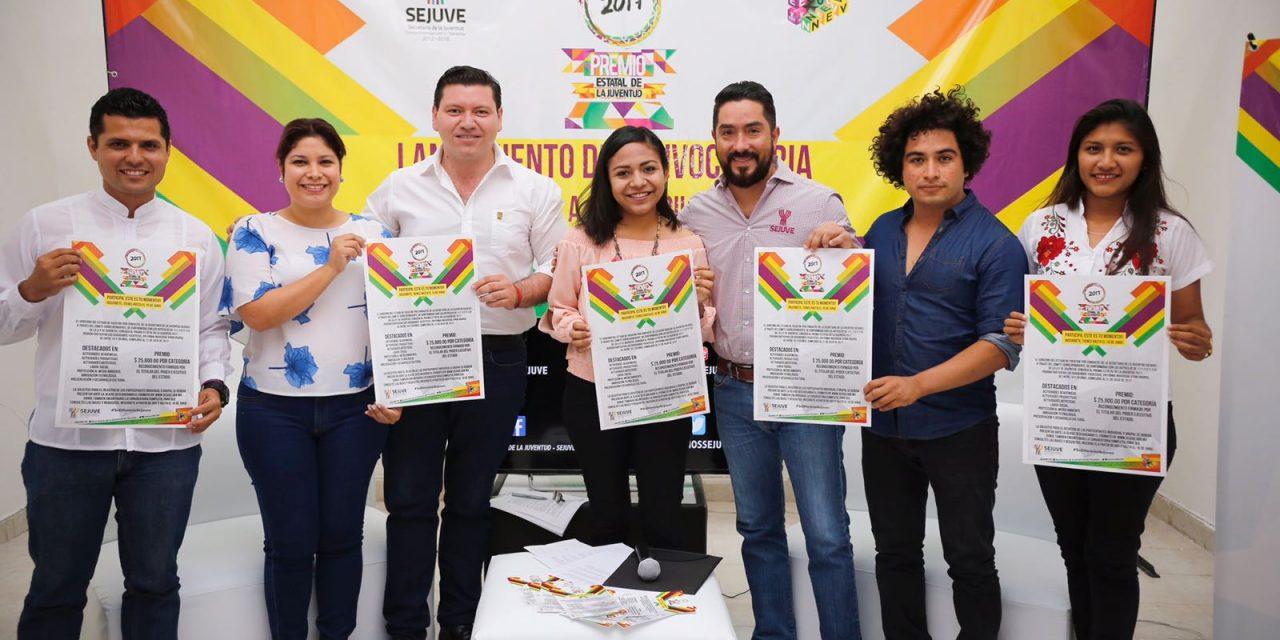 Premio Estatal de la Juventud, ventana de oportunidades al éxito