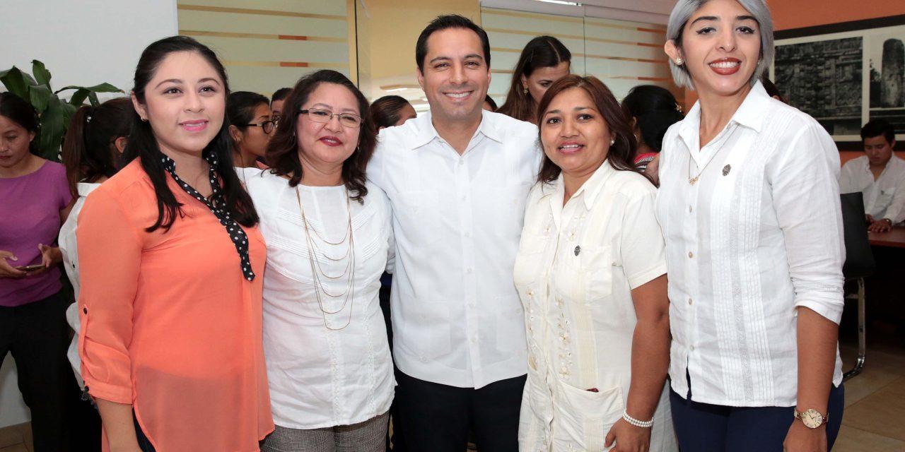 Ayuntamiento de Mérida se suma a petición de organizaciones de la sociedad civil para que se active la Alerta de Violencia de Género en Yucatán