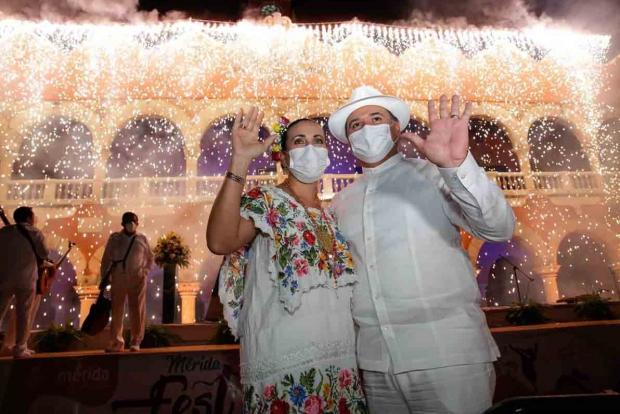 Mérida celebra su 479 aniversario en formato virtual