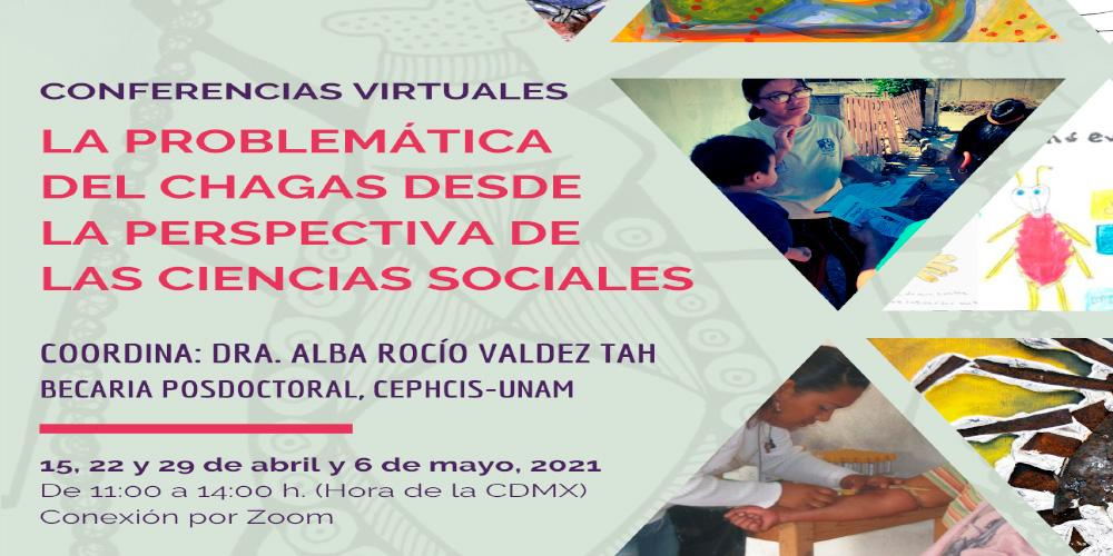 Ciclo de conferencias: La problemática de Chagas desde la perspectiva de las Ciencias Sociales