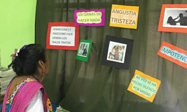 Desde el feminismo comunitario: Entrevista a la investigadora social SILVIA MONTEJO MURILLO