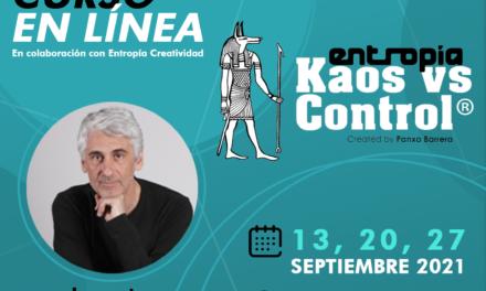 """""""KAOS VS CONTROL"""": Aprende Design Thinking de la mano de la Universidad Modelo y Entropía"""