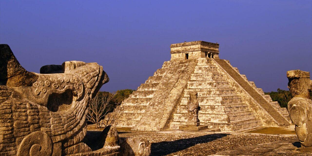 """Cerrarán zonas arqueológicas en el estado de Yucatán por el  paso de la tormenta tropical """"Grace"""""""